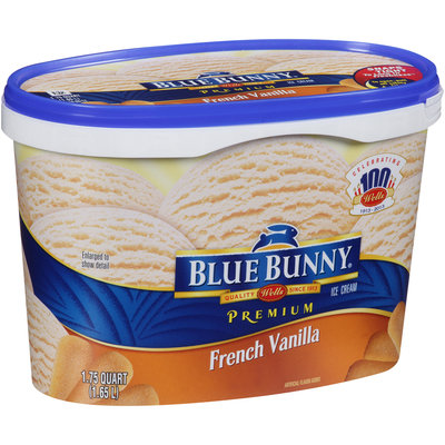 Blue Bunny® Premium French Vanilla Ice Cream 1.75 qt. Tub