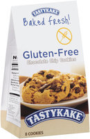 Tastykake Chocolate Chip Cookies 8 Ct Stand Up Bag