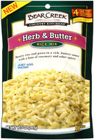 Bear Creek Country Kitchens® Herb & Butter Rice Mix 10.5 oz.