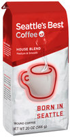 Seattle's Best Coffee™ House Blend Ground Coffee 20 oz. Bag