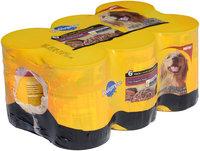 Pedigree® Filet Mignon Flavor Meaty Ground Dinner Dog Food 6-13.2 oz. Cans