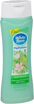 White Rain® Hydrations Apple Blossom Creamy Moisturizing Body Wash 12 fl. oz. Bottle