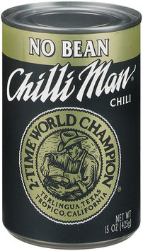 Chilli Man No Bean Chili 15 Oz Can
