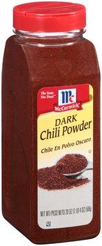 McCormick® Dark Chili Powder 20 oz. Shaker