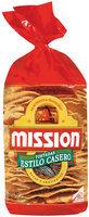 Mission Estilo Casero Tostadas  14 Oz Bag