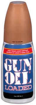 Gun Oil® Loaded Hybrid Water-Based Creme Lubricant 8 oz. Plastic Bottle