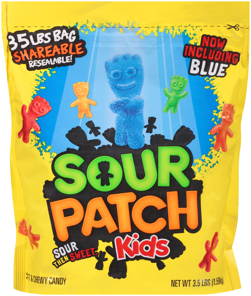 Big Sour Patch Candy