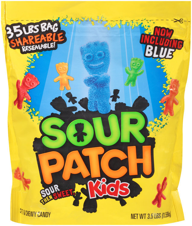 Sour Patch Kids Candy Reviews 2019