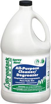 Spray Nine® 27301 Adirondack Green All Purpose Cleaner/Degreaser 1 Gal Plastic Jug