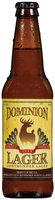 Dominion 12 Oz Dortmunder Lager Beer   Glass Bottle