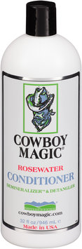 Cowboy Magic® Rosewater Conditioner 32 fl. oz. Squeeze Bottle