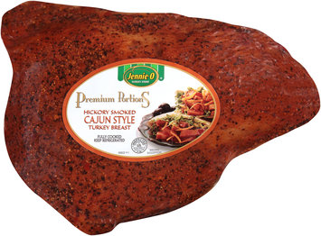 Jennie-O® Premium Portions Hickory Smoked Cajun Style Turkey Breast