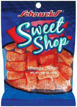 Schnucks Sweet Shop Orange Slices 9.25 Oz Peg