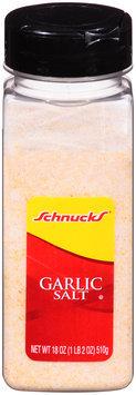 Schnucks® Garlic Salt 18 oz. Shaker