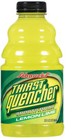 Schnucks Thirst Quencher Lemon Lime Sports Drink