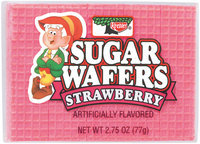 Keebler Sugar Wafers Strawberry