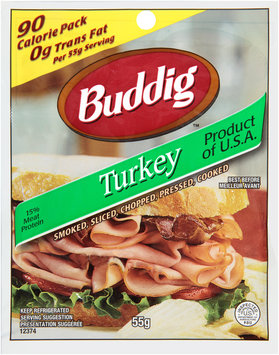 Buddig™ Turkey 55g Packet
