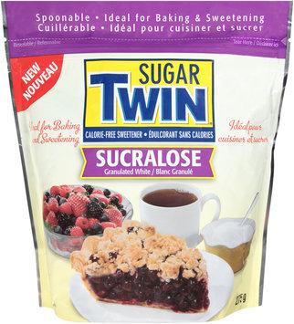Sugar Twin® Granulated White Sucralose Sweetener 275g Bag