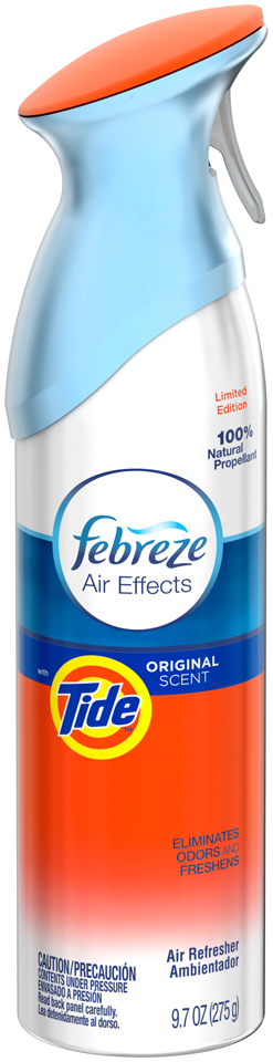 Air Effects Febreze Air Effects with Tide Original Scent Air Freshener (1 Count, 9.7 Oz)