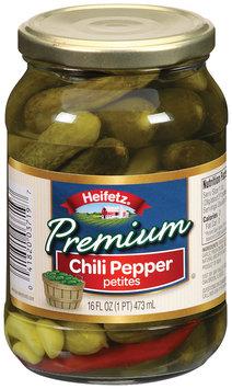 Heifetz® Premium Chili Pepper Petites 16 oz Jar