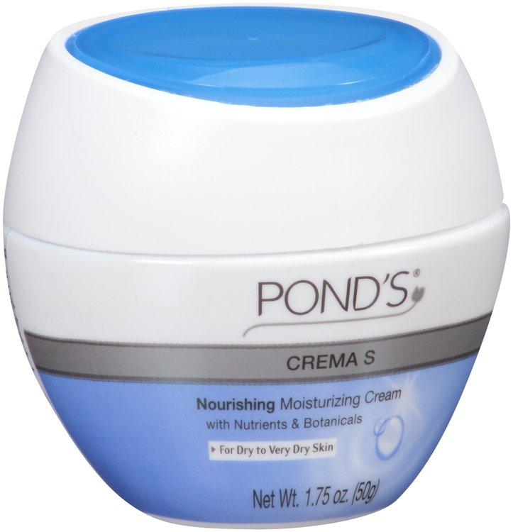 Pond's® Crema S Nourishing Moisturizing Cream 1.75 oz. Jar