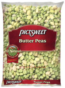 PICTSWEET All Natural Butter Peas 24 OZ BAG