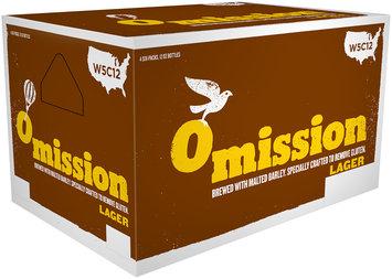Omission Lager 4 x 6-12 fl. oz. Bottles