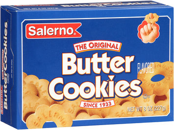 Salerno® The Original Butter Cookies 8 oz. Box