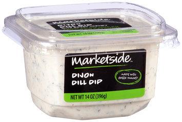 Marketside™ Dijon Dill Dip 14 oz. Tub