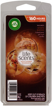 Favorite wax warmer scents by Mercedes S.
