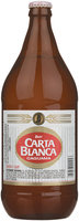 Carta Blanca Beer 32 fl. oz. Bottle