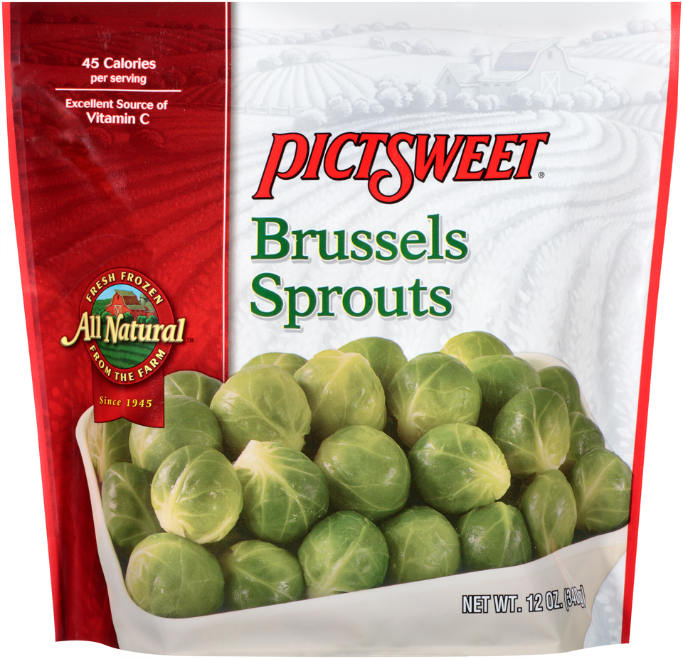 Pictsweet® Brussels Sprouts 12 oz. Bag