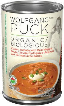 Wolfgang Puck Organic Classic Tomato Basil Soup 398mL