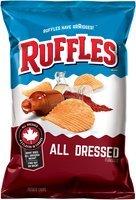 Ruffles® All Dressed Potato Chips