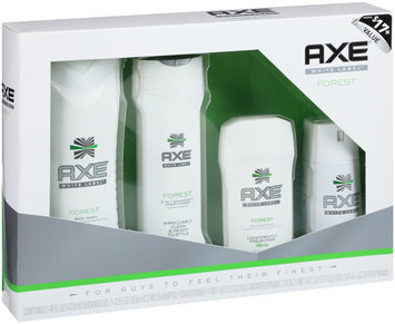 Axe® White Label™ Forest Shower Kit 4 ct. Box