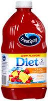 Ocean Spray® Diet Cran•Pineapple™ Juice Drink 64 fl. oz. Plastic Bottle