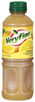 Veryfine Grapefruit 100% Juice 16 Oz Plastic Bottle