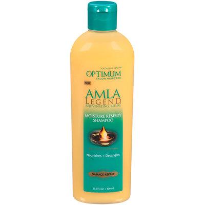 Optimum Salon Haircare Amla Legend® Moisture Remedy Shampoo for All Hair Types 13.5 fl. oz. Bottle