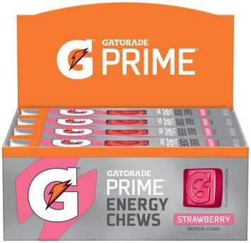 Gatorade Prime® Strawberry Energy Chews 16-1 oz. Packs