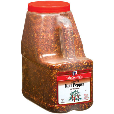 Spice Blends Crushed Red Pepper 52 Oz Bottle