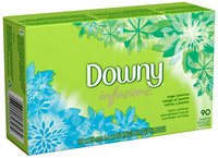 Downy® Ultra Infusions Sage Jasmine Fabric Softener Sheets 90 ct Box