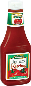 Springfield Tomato Ketchup 14 Oz Squeeze Bottle