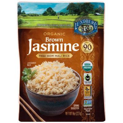 Lundberg Family Farms® Organic Brown Jasmine Rice 8 oz. Pouch