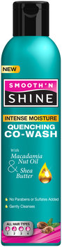 Smooth 'N Shine Intense Moisture Quenching Co-Wash 10 oz. Bottle