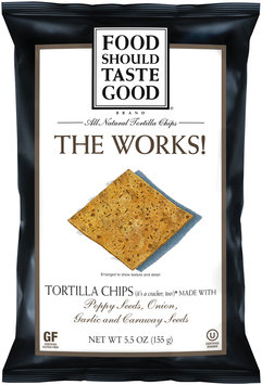 Food Should Taste Good The Works Tortilla Chips