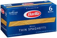 Barilla® Thin Spaghetti 6-1 lb. Boxes
