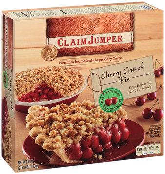 Claim Jumper® Cherry Crunch Pie 40 oz. Box