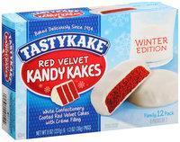 Tastykake® Winter Edition Red Velvet Kandy Kakes®