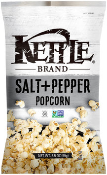 Kettle® Brand Salt + Pepper Popcorn 3.5 oz. Bag