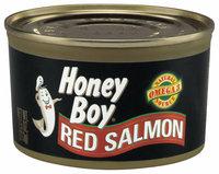 Honey Boy  Red Salmon 7.5 Oz Can